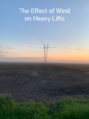 Crane Hire - The Effect of Wind on Lifts