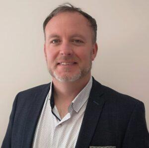 Gavin McBride, International Business Development Manager