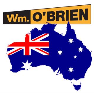 Crane Hire - Wm. O'Brien Goes Down Under